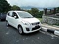 2013 Suzuki Ertiga GL (front), Candikuning.jpg