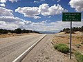 2014-08-09 15 42 24 View west along U.S. Routes 6 and 50 about 83.5 miles west of the Nye County line at Sacramento Pass, Nevada.JPG
