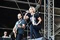 20150612-006-Nova Rock 2015-Guano Apes-Sandra Nasić, Henning Rümenapp.jpg