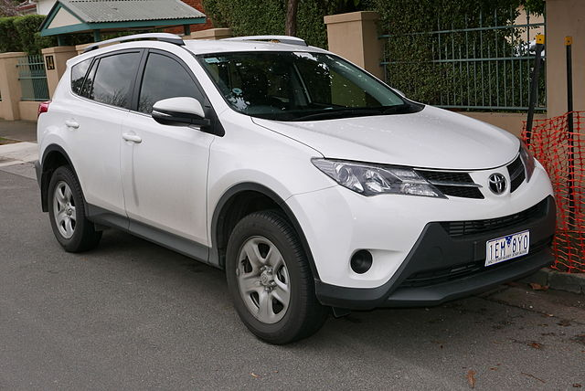 Toyota Rav Used Car Dealer