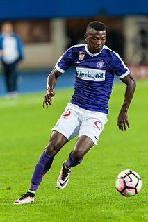 Olarenwaju Kayode Nigerian footballer