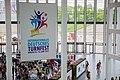 2017-06-08 Turnfest, Eingang Messe Süd (freddy2001).jpg