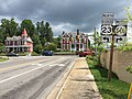 2017-06-12 11 39 44 View north along U.S. Route 23 Business (Norton Road) at Main Street (Virginia State Secondary Route 640) in Wise, Wise County, Virginia.jpg
