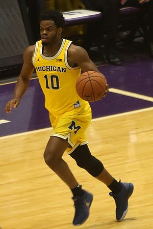 2016–17 Michigan Wolverines men's basketball team - Derrick Walton, 2nd team