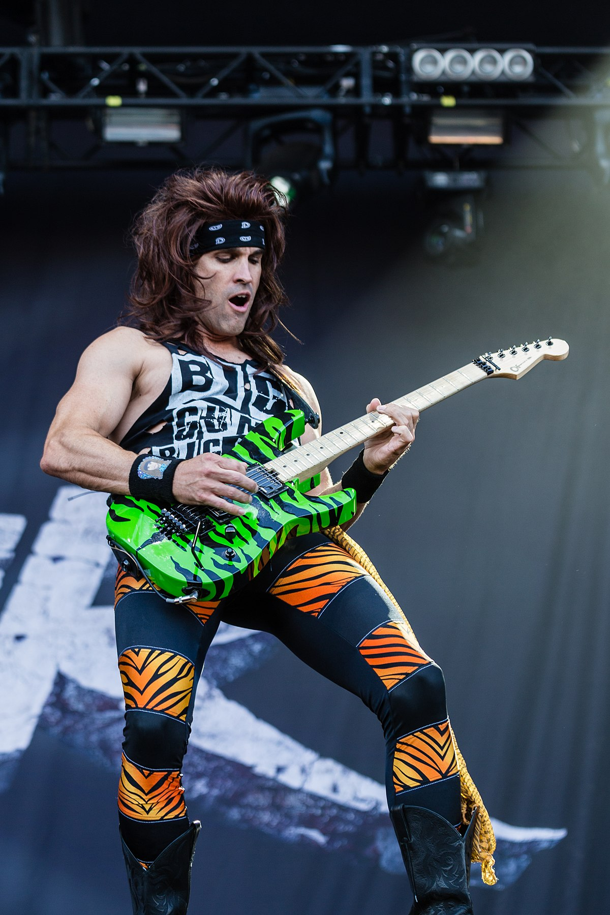 Russ Parrish Wikipedia
