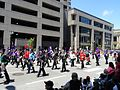 2017 500 Festival Parade - Marching bands 06.jpg
