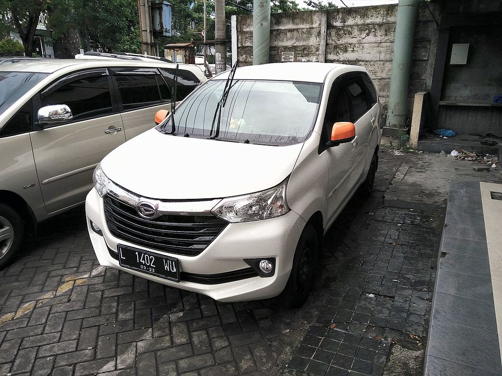 File:2017 Daihatsu Xenia 1.3 R (front), West Surabaya.jpg ...