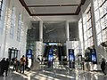 201812 Jinhua Station South Entrance Lobby.jpg