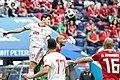 2018 FIFA World Cup Group B march IRN-MAR 20.jpg