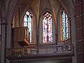 2019 08 09 St. Cyriakus (Hüls) Orgelempore.jpg