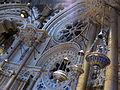 232 Basílica de Montserrat, capella del Cambril, llànties.JPG