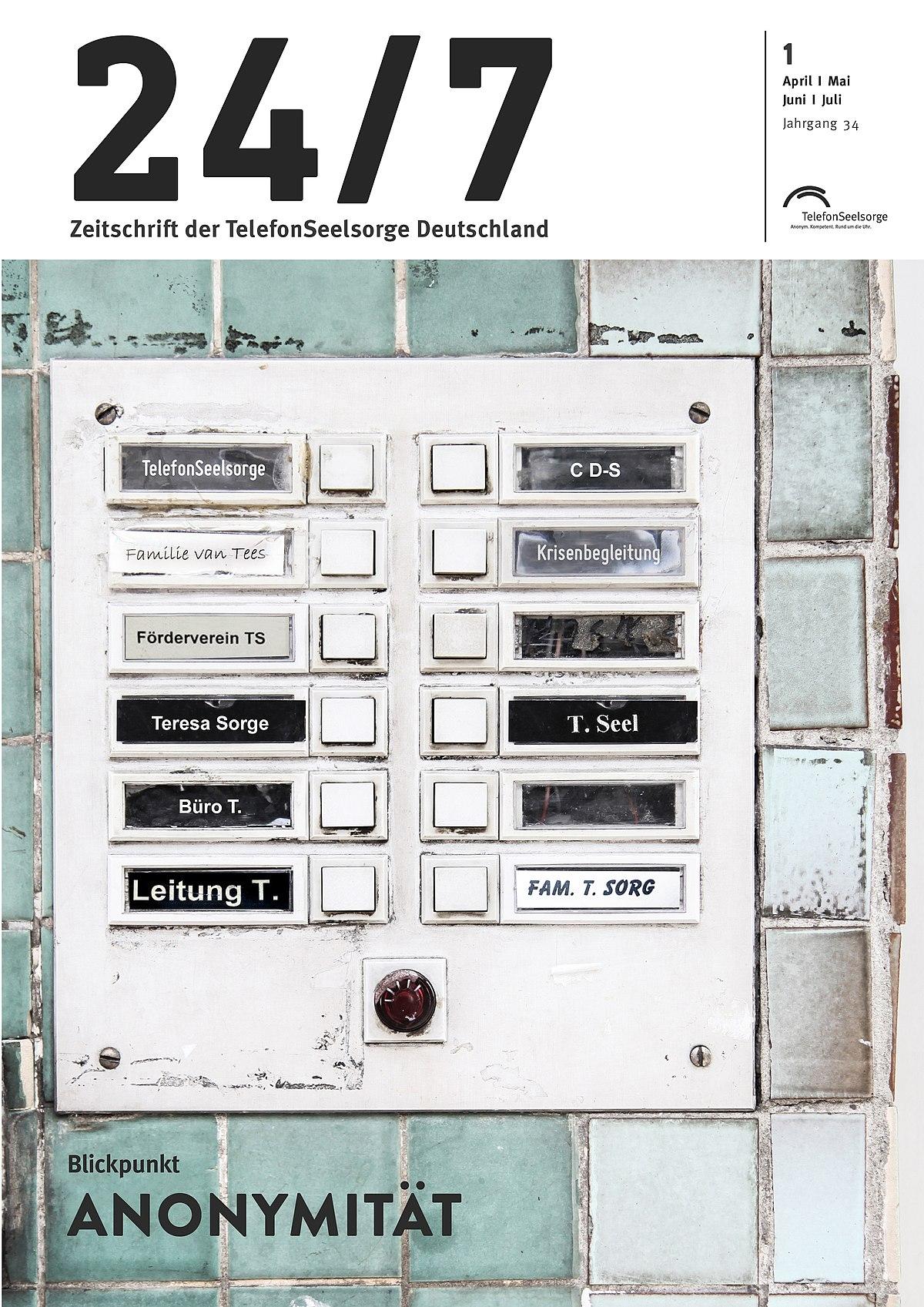 Telefonseelsorge Deutschland