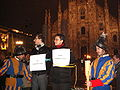 2704 - Milan - Protesting death penalty for LGBT people - Photo Giovanni Dall'Orto 10-Dec-2008.jpg