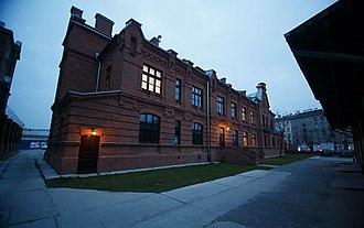 BBI Development NFI - Praga Koneser Center
