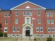 The 316th Cavalry Brigade Headquarters.