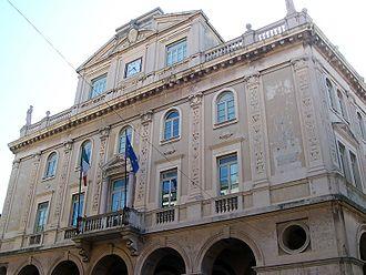 Province of Macerata - Palazzo degli Studi in Macerata, the provincial seat.