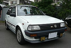 Toyota Starlet 1.3 Si (EP71)