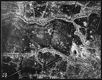 Actions of St Eloi Craters - Image: 4,300 ft. St. Eloi (4687892045)