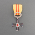 4th class of the Cross of Liberty with red cross.png
