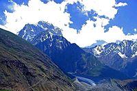 5. Thui An range, Baroghil, Chitral. Photo P.K. Shimlawala.JPG