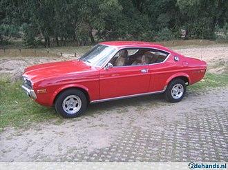 Mazda 929 - Image: 51582528 mazda 929 hardtop coupe