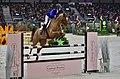 54eme CHI de Genève - 20141213 - Prix de la Fédération d'Elevage du Cheval de Sport CH - Pénélope Leprevost et Cayman Athletic CH 3.jpg