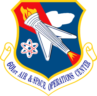 601st Air Operations Center Military unit