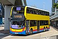 6584 at Western Harbour Crossing Toll Plaza (20181114130510).jpg