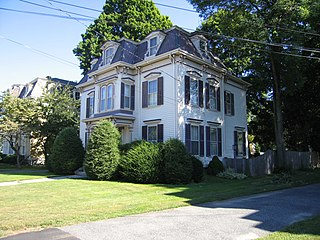 Clark Houses United States historic place
