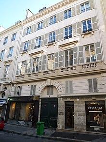 7 Rue De L Odéon Ubicación La Maison Des Amis Livres En Actualidad