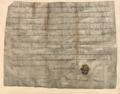 813 Letzte Urkunde Karls des Großen.png