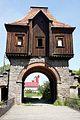 8530viki Budynek bramny pałacu Krobielowice. Foto Barbara Maliszewska.jpg