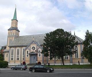 Diocese of Hålogaland former diocese of the Church of Norway