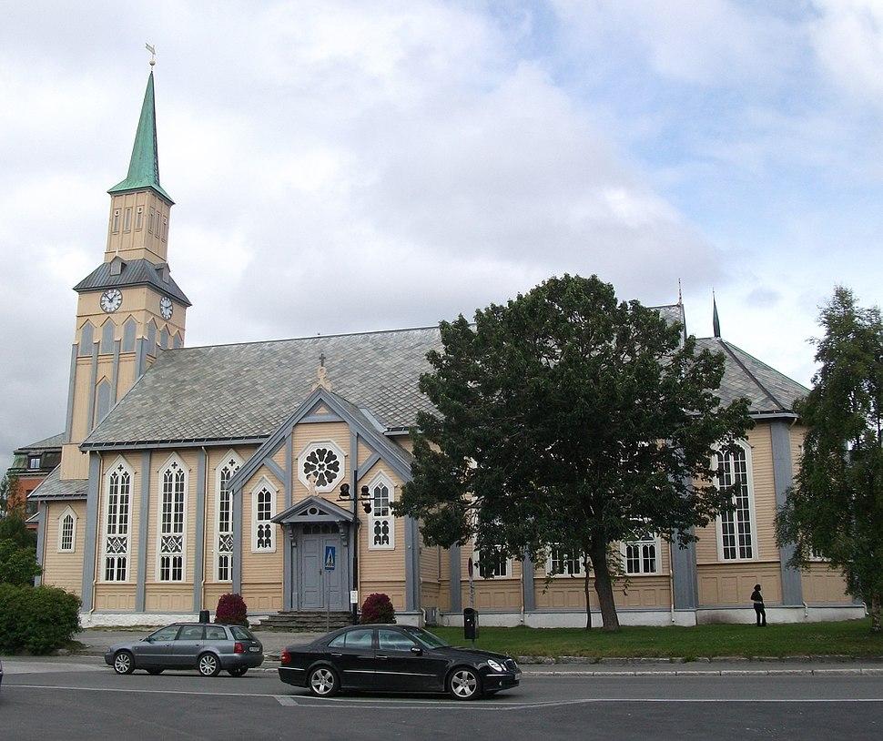 85670 Tromsø domkirke kirkested