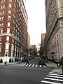 90th Street, with 175 and 180 Riverside Drive on each sides, Upper West Side, Manhattan, New York.jpg