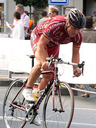 AC Sparta Praha (cycling team) - Image: AC Sparta Praha Cycling 7