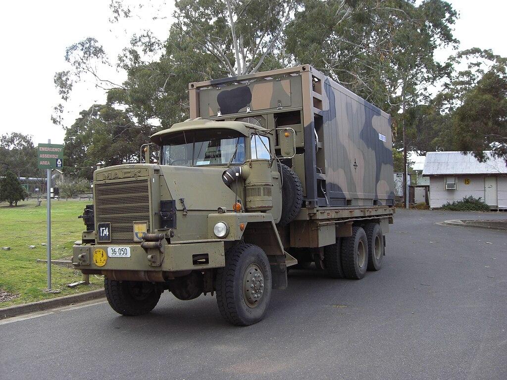 ADF 20'Container