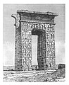 AFR V1 D470 Ruins of Thebes-Propylon or northern gate.jpg