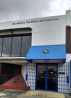 Academia Nacional de Ciencias (Costa Rica) Costarican national academy