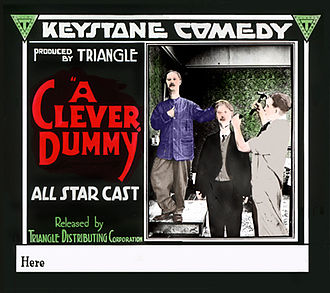 A Clever Dummy - Image: A Clever Dummy 1917