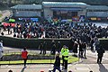A Crowd Gathers at The Ross Bandstand - geograph.org.uk - 1717320.jpg