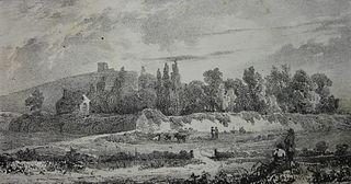 Chateau des Marais, Guernsey