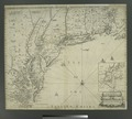 A new map of New England, New York, New Iarsey, Pensilvania, Maryland, and Virginia - by Philip Lea in Cheap-side, London. NYPL434020.tiff