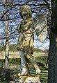 A sculpture in Makerstoun Churchyard - geograph.org.uk - 1251870.jpg