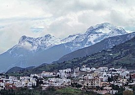 A view of Bouanane, a popular destination in Tetouan. .jpg