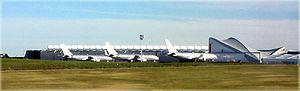 Kansas City International Airport - Kansas City Overhaul Base in 2007