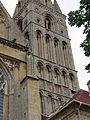 Abbaye de Saint-Pierre-sur-Dives - tour Saint-Michel.JPG