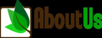 AboutUs.com - Image: About Us Logo