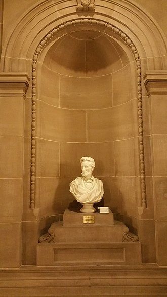 Abraham Lincoln (bust by Jones) - Image: Abraham Lincoln (bust by Jones)