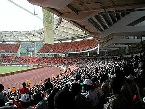 Abuja Stadium 4